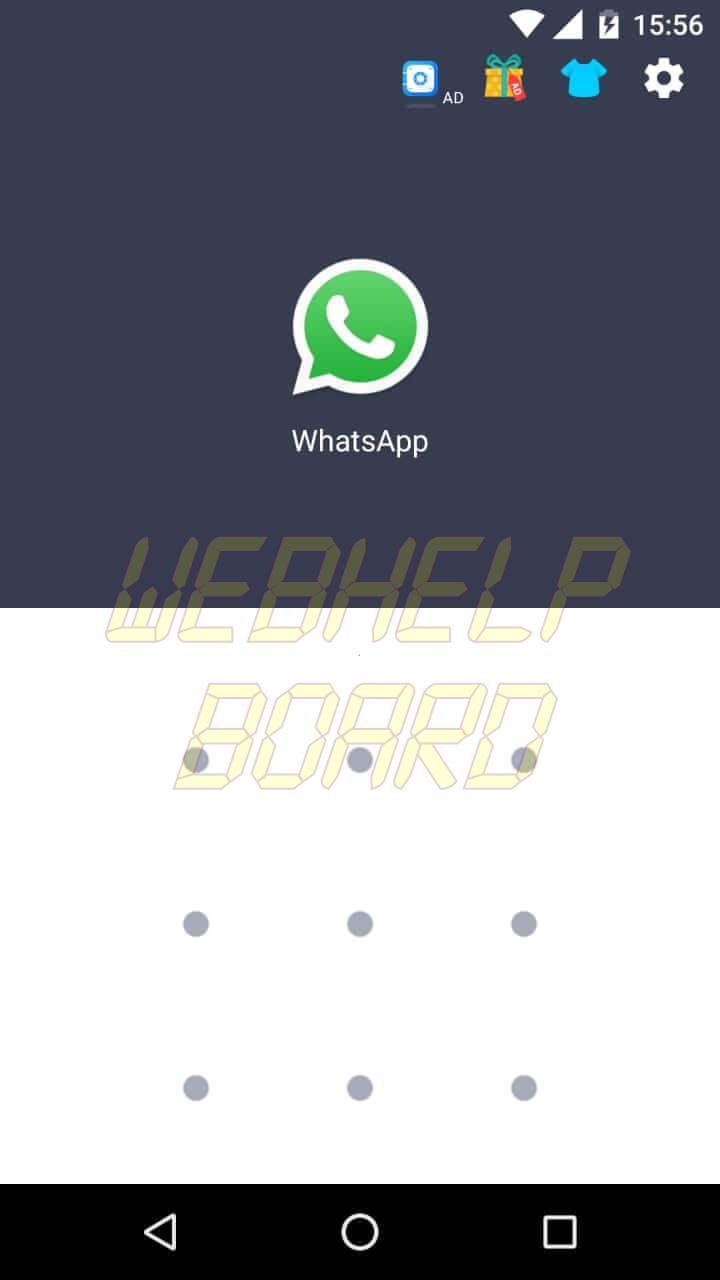 WhatsApp Image 2018 05 24 at 15.57.14 - Como usar um AppLock para por senha em seus aplicativos e tirar selfies de invasores