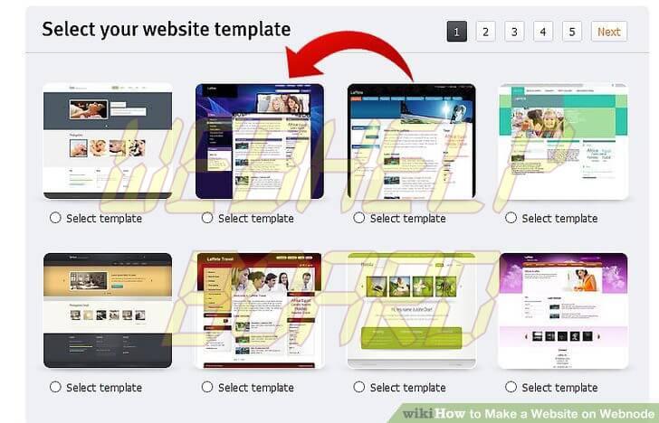 aid2417539 v4 728px Make a Website on Webnode Step 3 - Saiba como criar um site e entrar de vez no mundo digital