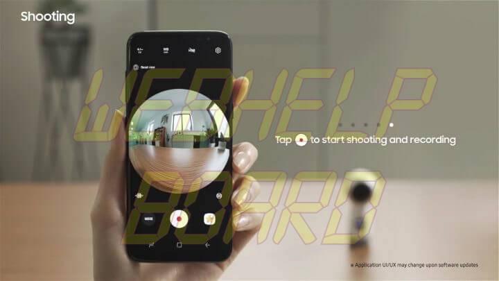 img6 2 720x405 - Wearables: Como gravar e editar vídeos com a Gear 360
