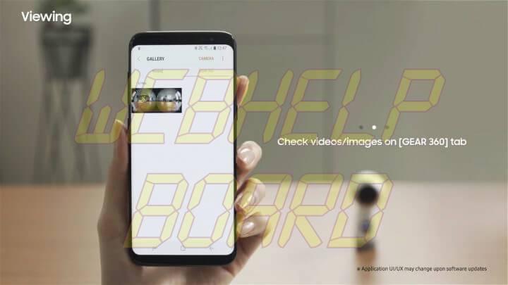 img8 1 720x405 - Wearables: Como gravar e editar vídeos com a Gear 360