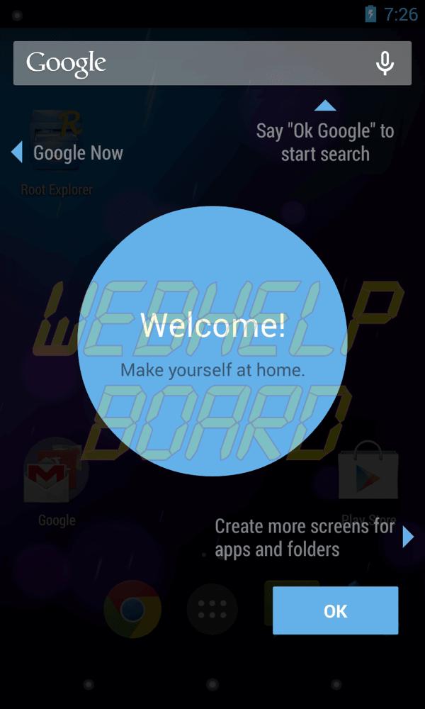 nexus 5 Apps Google Services 3 - Tutorial: instale os novos aplicativos do Nexus 5 no seu Android (Google Services do Android 4.4 Kitkat)