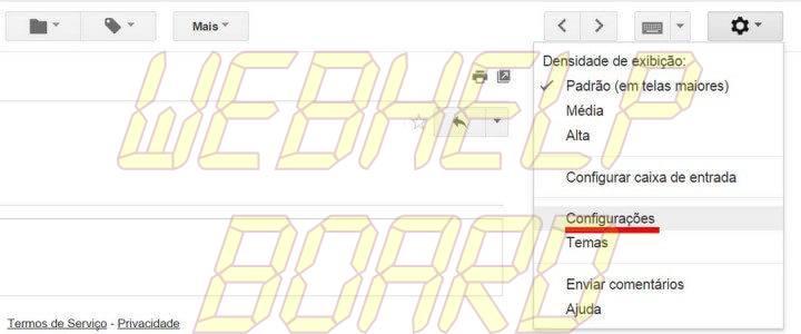 smt email p2 720x300 - Tutorial: Como configurar para Gmail para centralizar suas contas de e-mail
