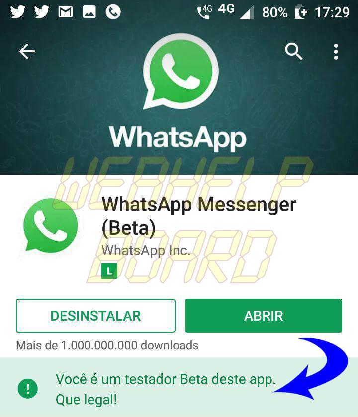 whatsapp chamadas de video em grupo passo01 - Tutorial: Faça chamadas de vídeo e voz em grupo no Whatsapp