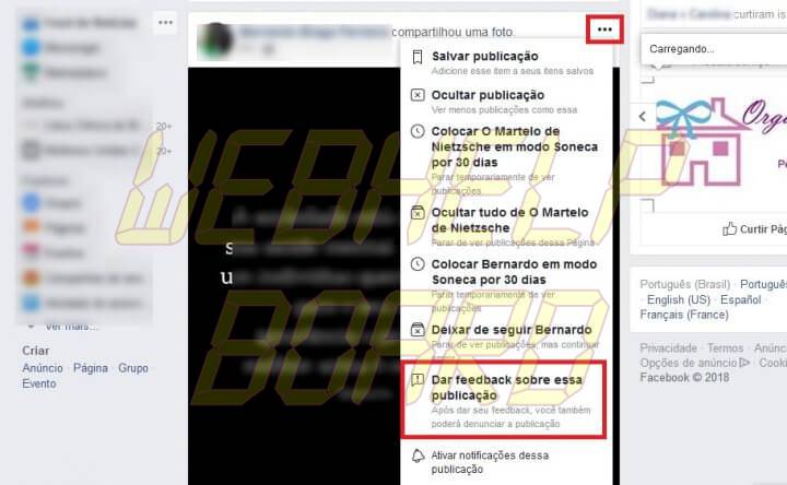 1 6 720x444 - Tutorial: como denunciar postagens com fake news no Facebook