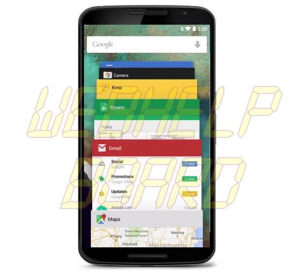 android 50 lollipop recent apps 100525279 large idge  - Fatos e Mitos da bateria em smartphones Android, iPhones e Windows Phones