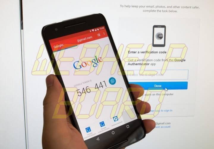google authy 2 step 1 720x502 - Tutorial: Como ativar a verificação em duas etapas no WhatsApp, Gmail e Facebook!