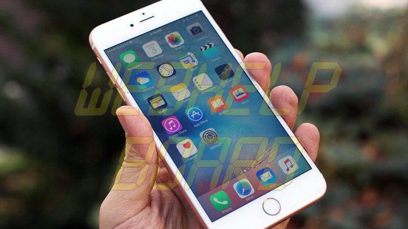 iphone 6s plus home screen hero - Tutorial: Como apagar todos os dados do iPhone