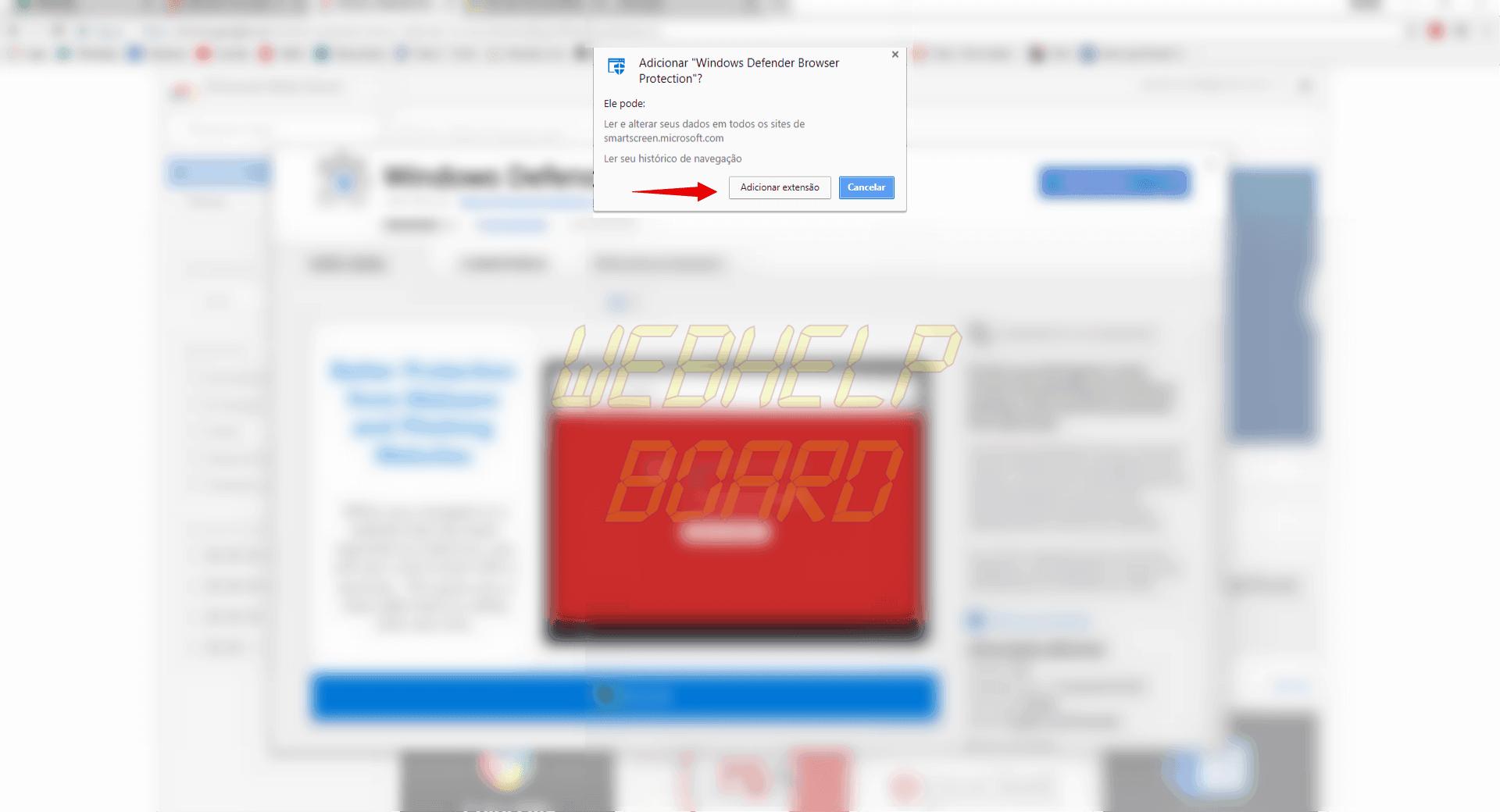 screenshot 20180419 164404 - Tutorial: proteja-se de malwares com a extensão do Windows Defender para Google Chrome