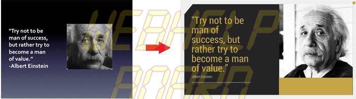 slide citao 720x200 - Veja estas dicas para melhorar apresentações e slides