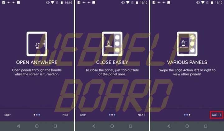 1 10 720x421 - Tutorial: Como ter os atalhos de canto do Galaxy S9 no seu Android