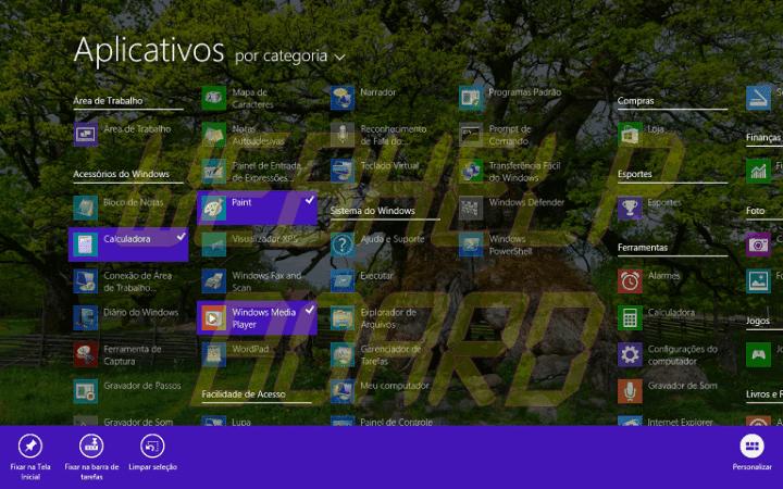 Captura de Tela 5 720x450 - Deixe o visual do Windows 8.1 mais próximo ao do Windows 7