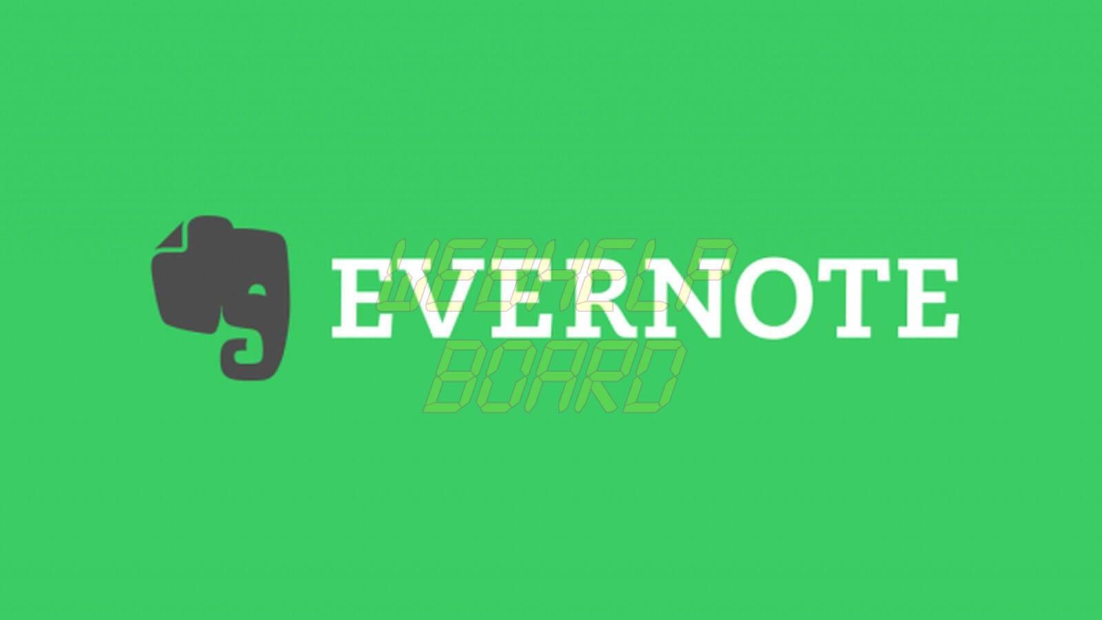 Evernote Logo 1200 640x334.0 - Tutorial: Como organizar sua vida com o Evernote