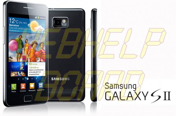 Samsung Galaxy SII Android 4.1.2 Jelly Bean 610x405 - Tutorial: Instalando e rooteando o Android 4.1.2 (Jelly Bean) oficial da Samsung no Galaxy SII (GT-i9100)