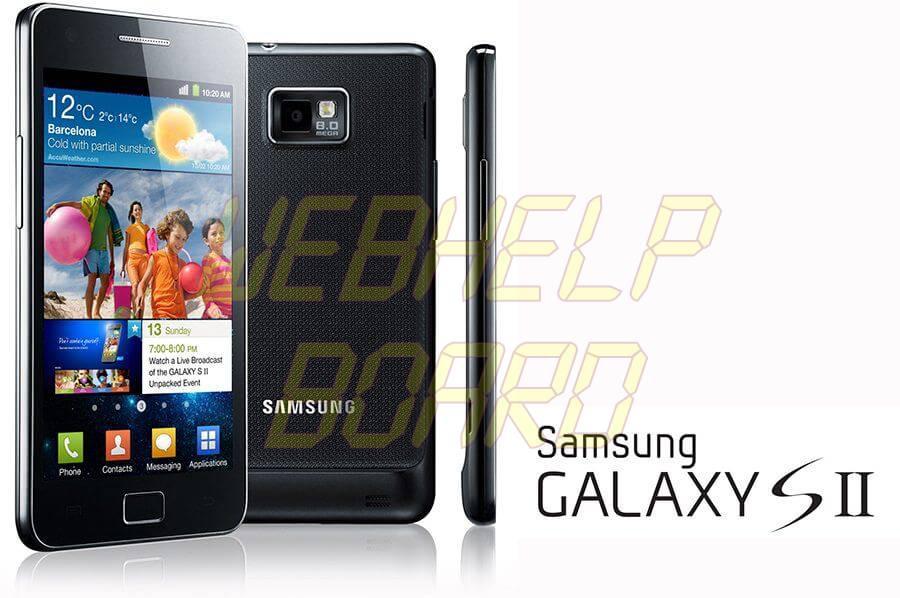 Samsung Galaxy SII Android 4.1.2 Jelly Bean - Tutorial: Instalando e rooteando o Android 4.1.2 (Jelly Bean) oficial da Samsung no Galaxy SII (GT-i9100)