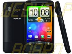 HTC Desire HD: descargar la actualización de Android 2.3.3 Gingerbread