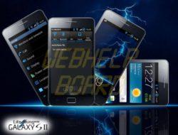 Lite'ning Rom v3.0 XXKG2 para el Samsung Galaxy S II