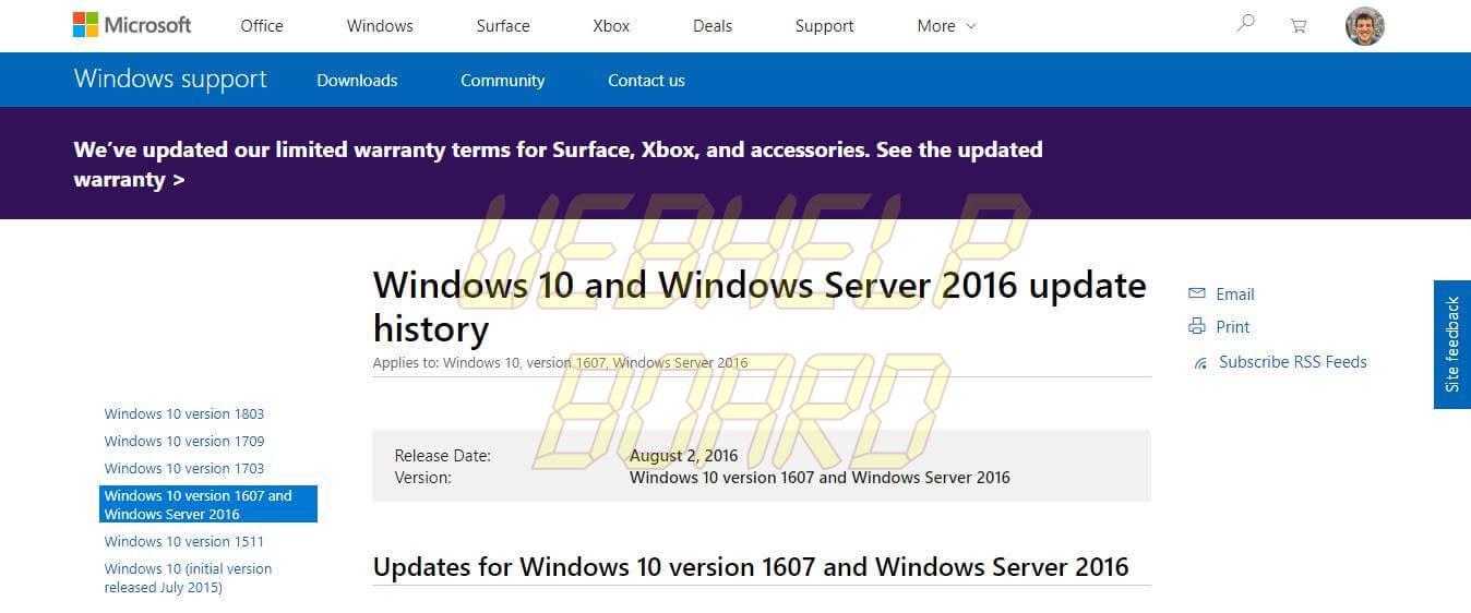 2 2 - Confira soluções para problemas na instalação de atualizações do Windows 10