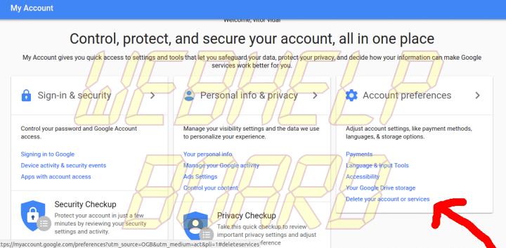 DeleteAccountOrServices 720x353 - Como excluir sua conta Google