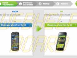 Cómo transferir datos de tu teléfono Nokia/Symbian/Blackberry a Android