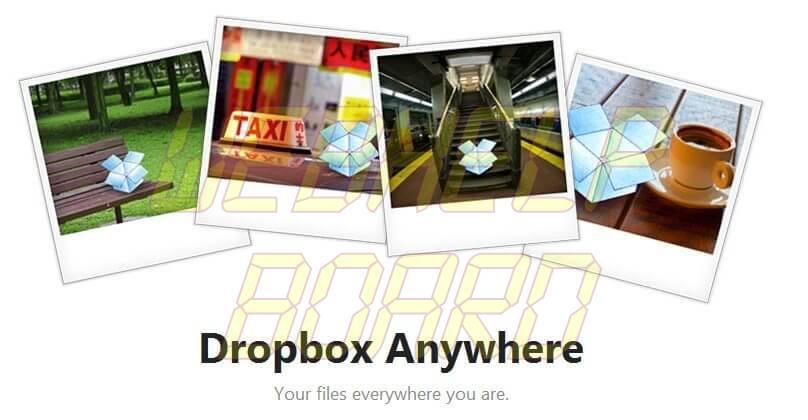 dropbox - Faça upload automático de suas fotos e vídeos com Dropbox
