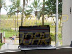 Consejo: Cómo mejorar Internet en la playa