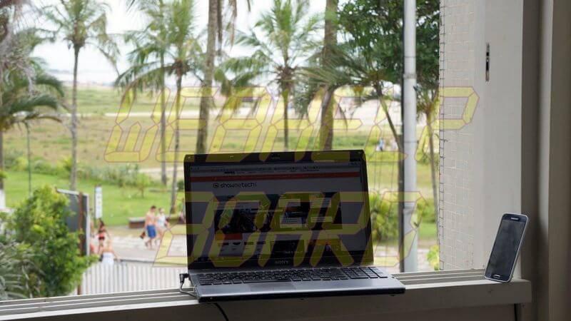 dsc04672 - Dica: Como melhorar a internet na praia