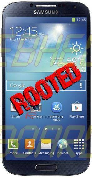 galaxy s 4 root - Tutorial: como obter o acesso ROOT no Galaxy S4 (GT-i9505)