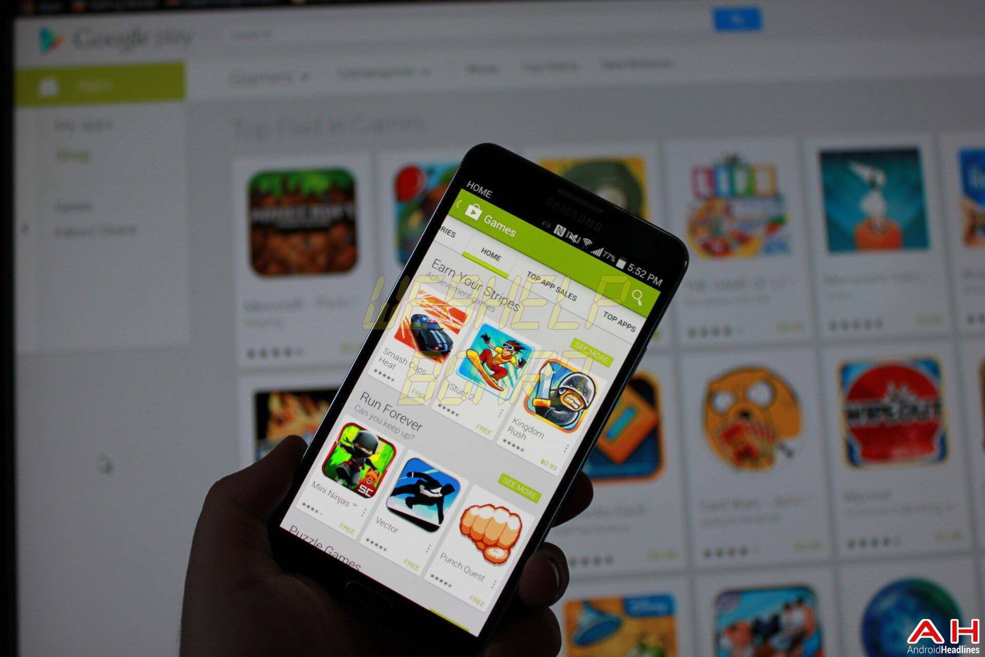 AH Google Play App Store Game of the week top 10 games android 1.3 - Os melhores apps para VPN de graça no Android