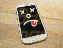 """Galaxia SIII: compruebe si su dispositivo está en riesgo de """"muerte súbita""""."""