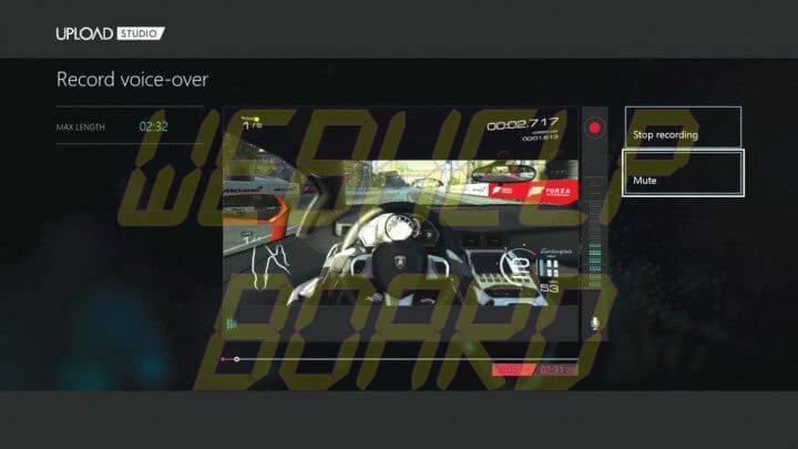 gamedvr voz 720x405 - Upload Studio para Xbox One: será o fim das placas de captura?