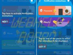 Cómo usar las animaciones de notificación para tener efectos animados en Android