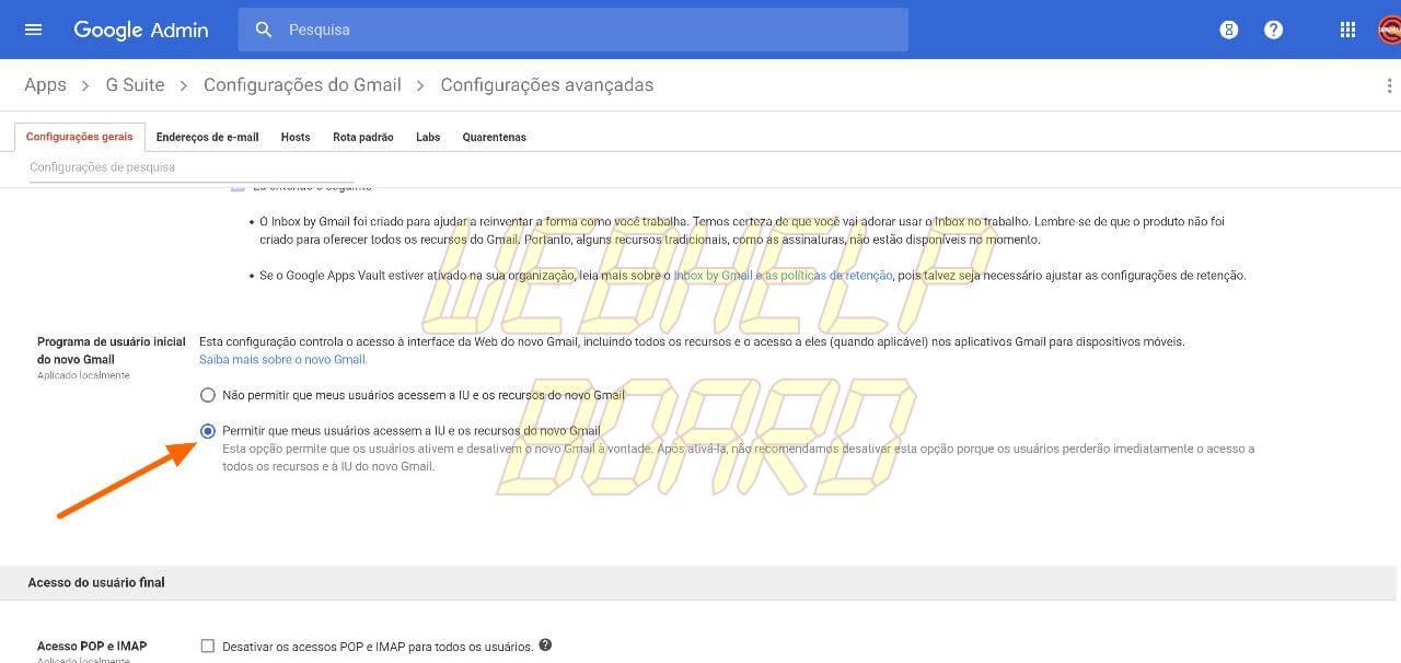 9b3d954f d37a 4ee7 bbcc b778ab12b59a - Como ativar o novo visual do Gmail corporativo (G Suite)