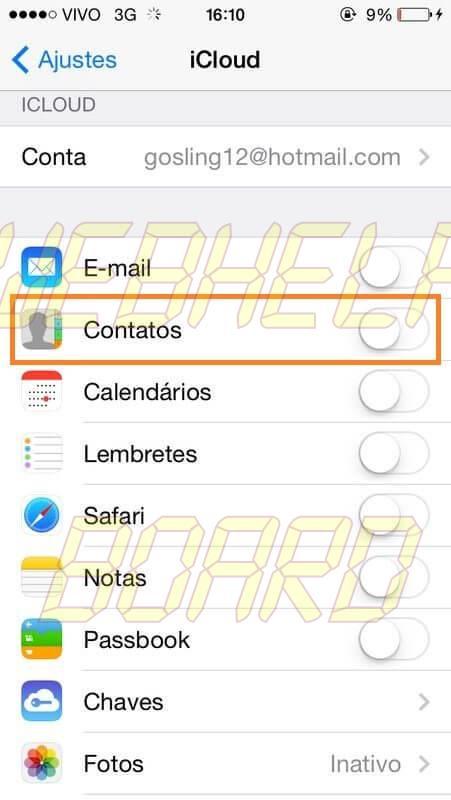 IMG 20140314 WA0027 - Tutorial: como sincronizar contatos entre iPhone e Android