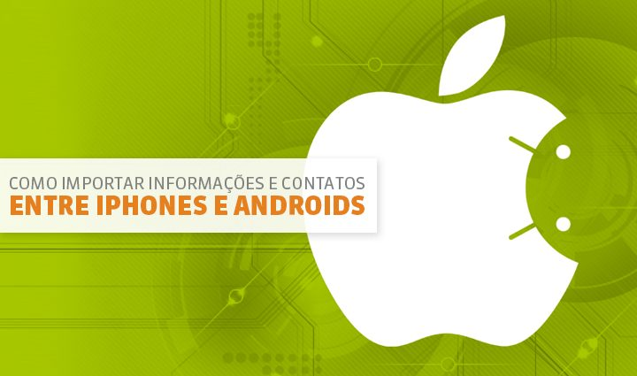 Post transferências iphone android contatos dados - Tutorial: como sincronizar contatos entre iPhone e Android