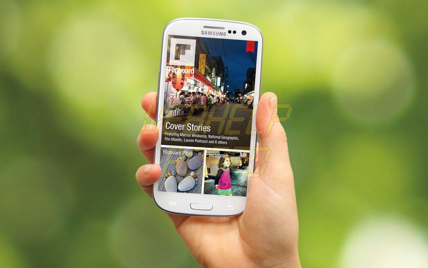 flipboard android - Tutorial: Como desativar a função TalkBack no Android
