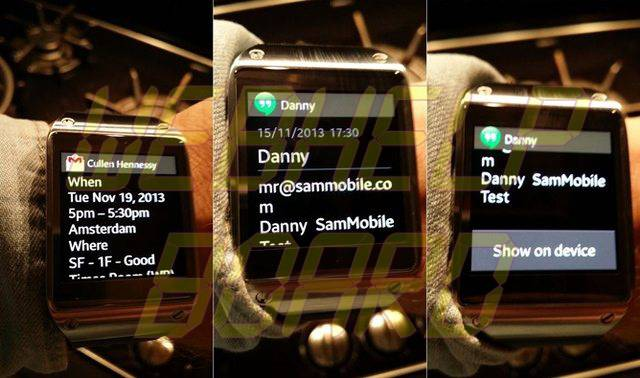 watchlol large verge medium landscape - Galaxy Gear: nova atualização taz notificações completas para todos os apps