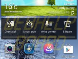 La actualización 4.2.2.2 de Android Jelly Bean se filtra al Galaxy S III (GT-i9300)