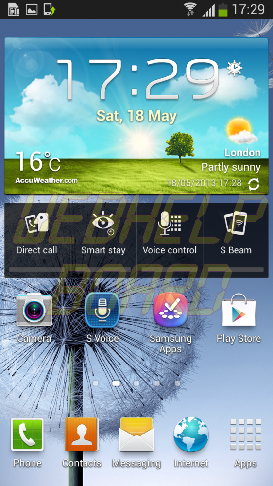 Galaxy S3 GT i9300 S III Android 4.2.2 Jelly Bean 562x1000 - Atualização Android 4.2.2 Jelly Bean vaza para o Galaxy S III (GT-i9300)