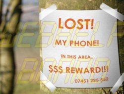 Tutorial: Cómo recuperar un teléfono móvil perdido o robado