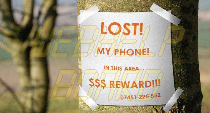 lost phone 709x381 - Tutorial: Como recuperar o celular perdido ou roubado