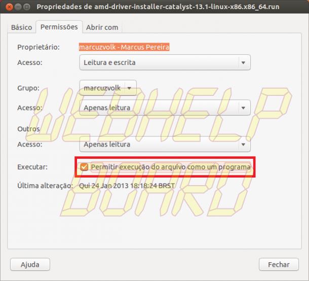 Captura de tela de 2013 01 24 18 18 29 610x554 - Tutorial - Instalando facilmente no Ubuntu: programas nos formatos .deb e .run