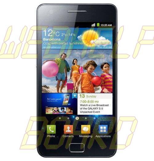 Samsung Galaxy S II110213175637 - Atualização 2.3.6 do Galaxy S II é disponibilizada pelo XDA-Developers