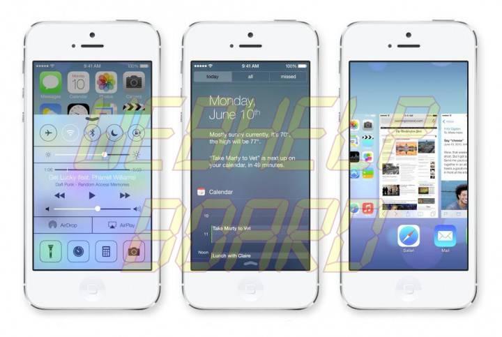 apple ios 7 iphone 5 720x483 - Tutorial: instalando o iOS 7 Beta