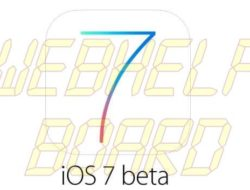Tutorial: Instalación de iOS 7 Beta