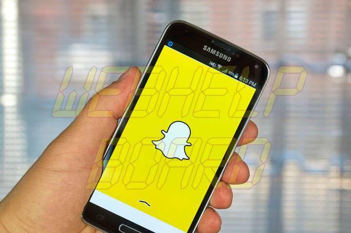 Snapchat capa SMT - Tutorial: aprenda a criar um filtro geográfico personalizado no Snapchat