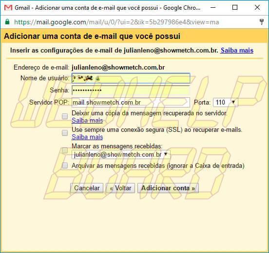 como configurar seu e mail no Gmail - Tutorial: como configurar seu e-mail no Gmail