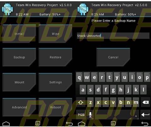 lg g3 twrp teamwin custom recovery 3 - Tutorial: instalando a TWRP Recovery no LG G3 (modo de recuperação)