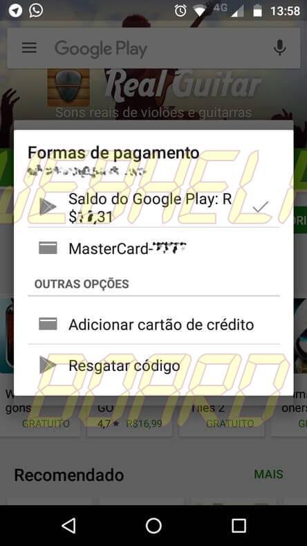 saldo google play - Tutorial: como ativar créditos do Google Opinion Rewards sem cartão de crédito