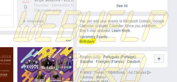 3 - Aprenda a sincronizar eventos do Facebook com o Google Calendar