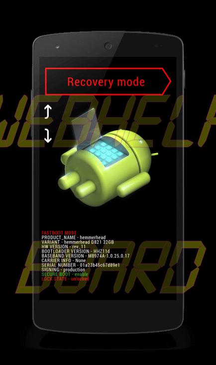 item 6 - Tutorial: instalando o Android 5.0 Lollipop no Nexus 5